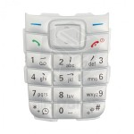 Keypad For Nokia 1110i - Silver