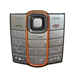 Keypad For Nokia 2600 classic - Silver