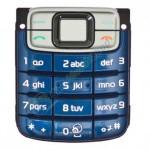 Keypad For Nokia 3110 classic - Blue