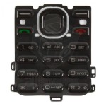 Keypad For Nokia 5220 XpressMusic - Black