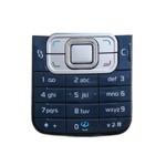 Keypad For Nokia 6120 classic - Blue