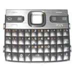 Keypad For Nokia E72 - Grey