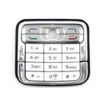 Keypad For Nokia E73 Mode - White