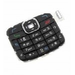 Keypad For Nokia N70 - Black