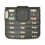 Keypad For Nokia N79 - Latin Seal Gray