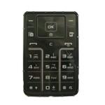 Keypad For Samsung S3600 Metro - Black