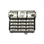 Keypad For Sony Ericsson T700 - Silver