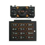 Keypad For Sony Ericsson W595 - Black