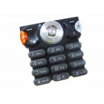 Keypad For Sony Ericsson W810 - Black