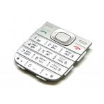 Keypad For Nokia 1200 Silver - Maxbhi Com