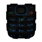 Keypad For Nokia 1208 Black - Maxbhi Com