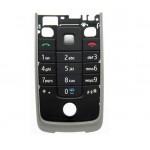 Keypad For Nokia 6600 Fold Black - Maxbhi Com