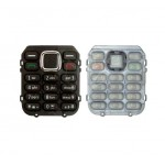 Keypad For Nokia C102 Black - Maxbhi Com