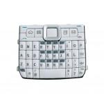 Keypad For Nokia E71 White - Maxbhi Com