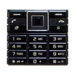 Keypad For Sony Ericsson C902 Black - Maxbhi Com