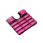 Keypad For Sony Ericsson W200i Pink - Maxbhi Com