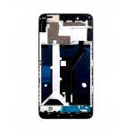 Lcd Frame Middle Chassis For Zte Blade Z Max Z982 White By - Maxbhi Com