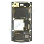 UI Frame For Nokia N80 - Silver