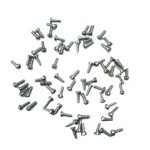 Screw For BlackBerry Curve 8530 - Silver