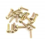 Screw For Motorola V60 - Golden