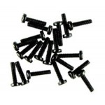 Screw For Nokia 3230 - Black