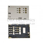 Sim Card Connector For Sony Ericsson Xperia Mini ST15
