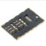 Sim Card Connector for Sony Xperia U ST25