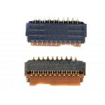 LCD Connector for Samsung Galaxy S Duos S7562