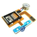 Memory Card Connector for Samsung 9PIN/i8320/S8000/S8530
