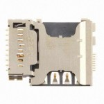 Sim Card Connector for Samsung Galaxy Win I8550