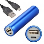 2600mAh Power Bank Portable Charger For Apple iPad 2 Wi-Fi
