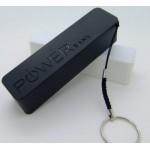 2600mAh Power Bank Portable Charger For Videocon Infinium Zest Pro (microUSB)
