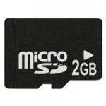 2 GB Micro Memory Card (Loose Packing)