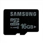 Samsung TF 16 GB Micro Memory Card