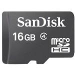 Sandisk 16 GB Micro Memory Card