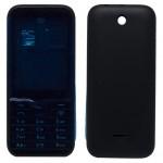 Full Body Housing For Nokia 225 Dual Sim Black - Maxbhi Com