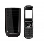 Full Body Housing For Nokia 3710 Fold Black - Maxbhi Com