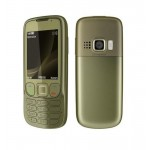 Full Body Housing For Nokia 6303i Classic Khaki Gold - Maxbhi.com