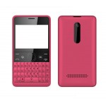 Full Body Housing For Nokia Asha 210 Dual Sim Magenta - Maxbhi Com
