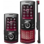 Full Body Housing for Samsung Metro 5200 Black & Red