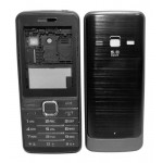 Housing For Samsung S5610 Primo Grey - Maxbhi.com
