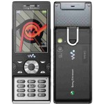 Full Body Housing for Sony Ericsson W995 Progressive Black