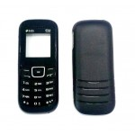 Full Body Housing For Samsung Guru E1207y Black - Maxbhi Com