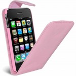 Flip Cover for Apple iPhone 3GS - White