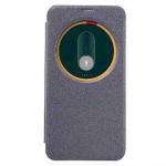 Flip Cover for Asus Zenfone 2 ZE551ML - Glacier Grey