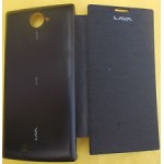 Flip Cover for Lava Iris 456