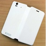 Flip Cover for Lava Iris X1 - White