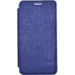Flip Cover for Lava Iris X8 - Blue