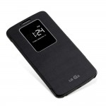Flip Cover for LG G2 - Black