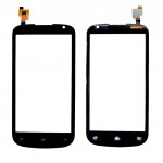 Touch Screen Digitizer For Micromax Canvas Elanza A93 Black By - Maxbhi Com